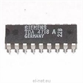 TDA4718A - CONTROL IC FOR SINGLE ENDED AND PUSH PULL (DIP18) REF312