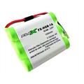 Bateria para Telefone Sem Fio NI_CD 3,6V 1000Mah 3 Celulas AA TP FX-hgb-1a